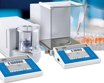 Radwag Brand new series of laboratory balances