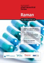 Raman In-depth focus 2016