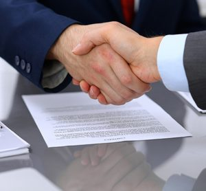 Regulatory approval handshake