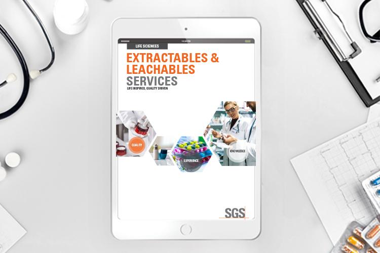 SGS Brochure