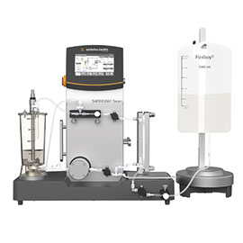 Sartorius Stedim Biotech presents new crossflow filtration system for process development