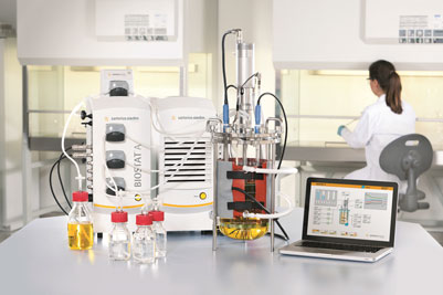 BIOSTAT® A - Professional Entry-level Solution for Cell Culture and Microbial Fermentation