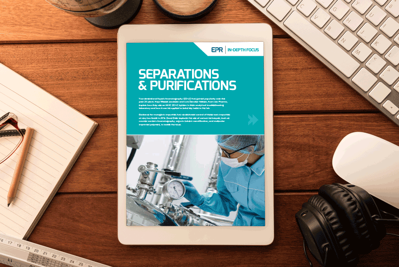 Separations and Purifications in-depth focus digital issue #3 2017
