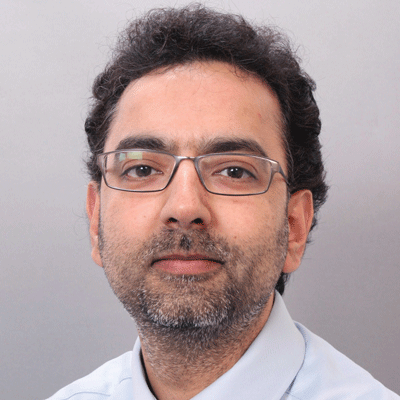 Sheraz Gul, Head of Assay Development & Screening at the Fraunhofer Institute for Molecular Biology and Applied Ecology.