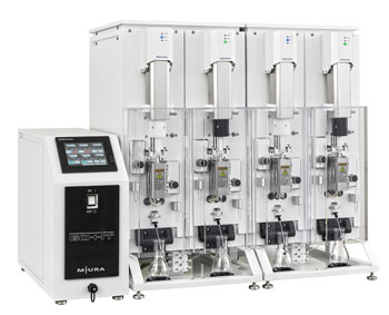 MIURA GO-xHT  Most powerful clean-up system for dioxins and PCBs