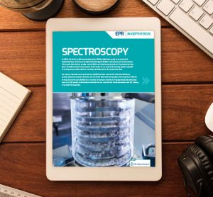 Spectroscopy In-Depth Focus cover