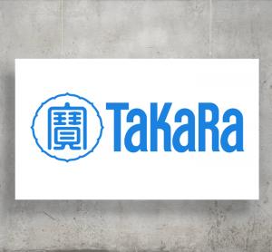 Takara logo with background