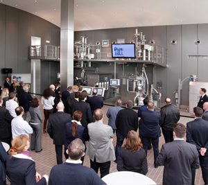 L.B. Bohle increases turnover to EUR 48 million – Pharmaceutical industry makes use of Technology Center