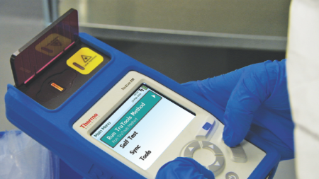 The Next Generation Handheld Raman Spectrometer The Thermo