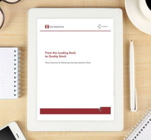 Thermo Scientific Whitepaper: From the loading dock to quality stock