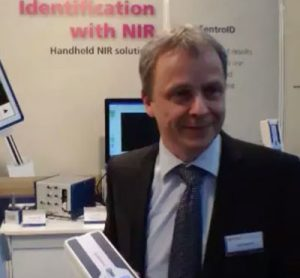 Uwe Kirschner, Managing Director, Sentronic at analytica 2014