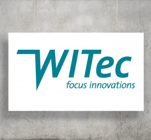 WITec logo with background