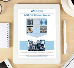 Whitepaper: Chemspeed SWILE pick & decision dispense