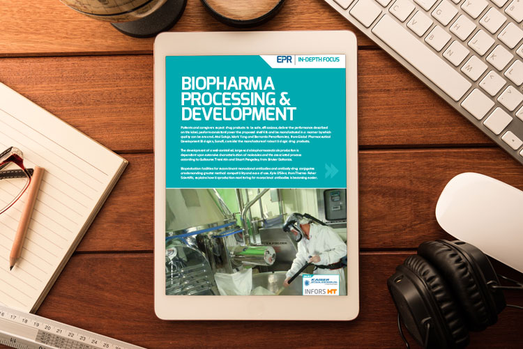 Biopharma Processing & Development In-Depth Focus 2018