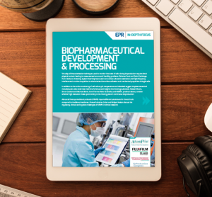 Biopharmaceutical Development and Processing in-depth focus cover 2017