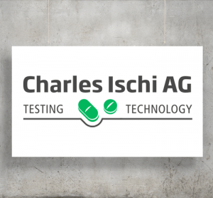 Charles Ischi AG logo with background