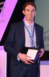 Black Swan Analysis celebrate an industry win at the Annual BHBIA Conference