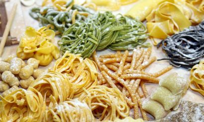 Many food ingredients contain gluten including bread, pasta, cake and even some tablets