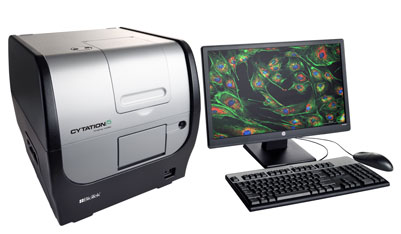 BioTek Introduces 2nd Generation  Cytation Imaging Reader