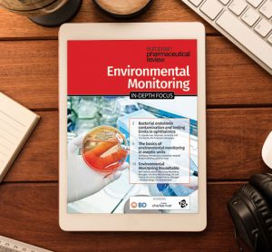 Environmental Monitoring In-Depth Focus 2016