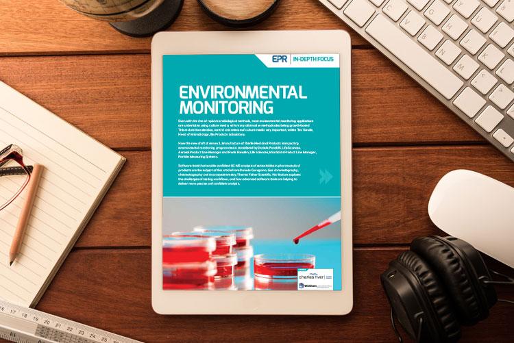 Environmental Monitoring In-Depth Focus 4 2018