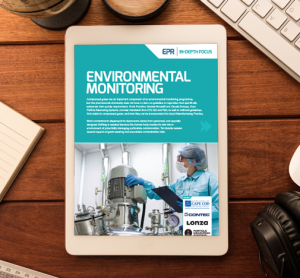 Environmental monitoring in depth focus 2017 cover