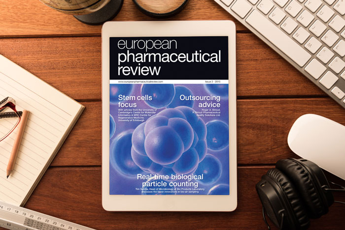 European Pharmaceutical Review - Issue 2 2015