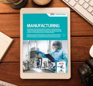European Pharmaceutical Review Manufacturing In-Depth Focus 2018