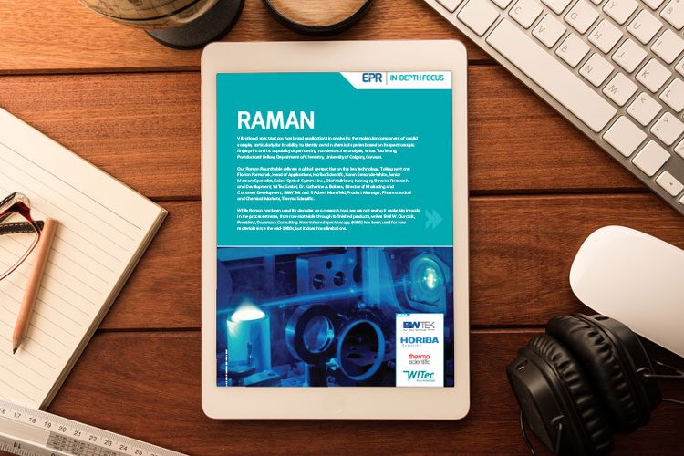Raman In-Depth Focus issue 3 2018