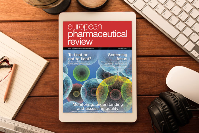 European Pharmaceutical Review - Issue 6 2015