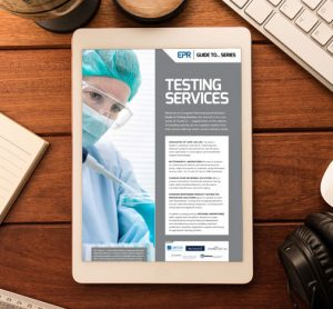 Guide To testing Services 2017