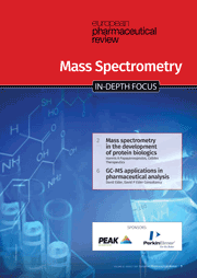 Digital issue #2 in-depth focus mass spectrometry