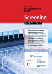 Screening In-depth Focus 2015