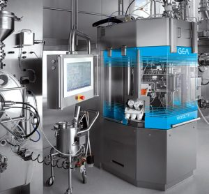 continuous manufacturing GEA