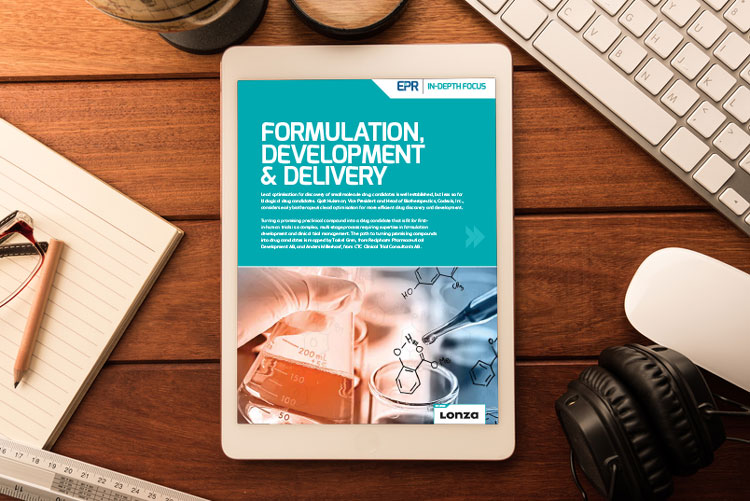 Formulation, Development & Delivery In-Depth Focus 2018