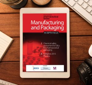 Manufacturing In-Depth Focus 2013