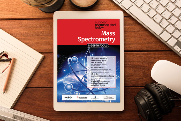 Mass Spectrometry In-Depth Focus 2014
