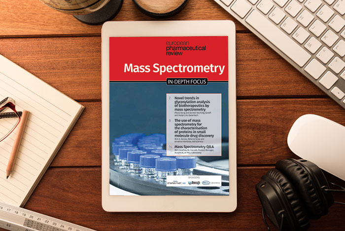 Mass Spectrometry In-Depth Focus 2016