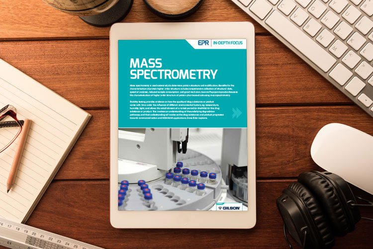 Mass Spectrometry In-Depth Focus 2018