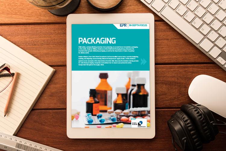 Packaging In-Depth Focus cover 2019