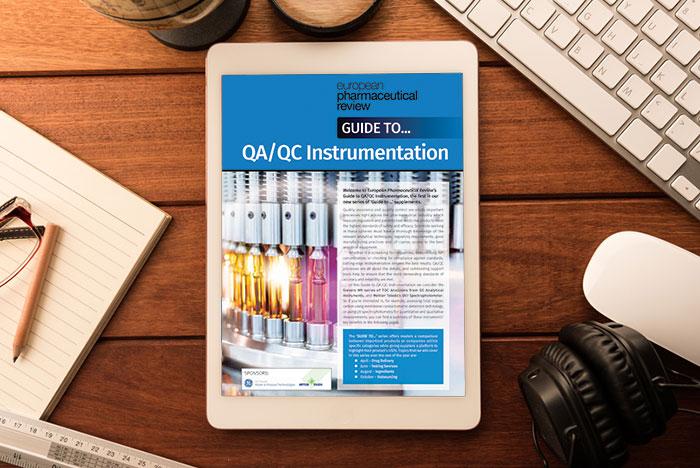 Guide To... QA/QC Instrumentation 2017
