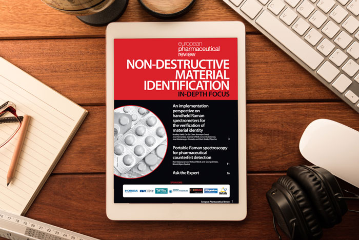 Non-Destructive Material Identification In-Depth Focus 2012