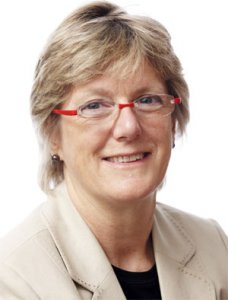 Professor Dame Sally Davies, England's Chief Medical Officer