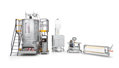 3 Sartorius Stedim Biotech launches a new single-use harvesting technology for high cell density cultures up to 2,000 L