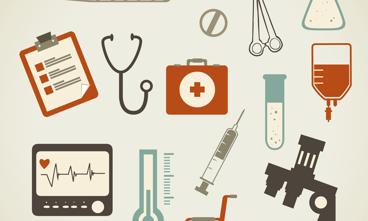 Medical devices and objects
