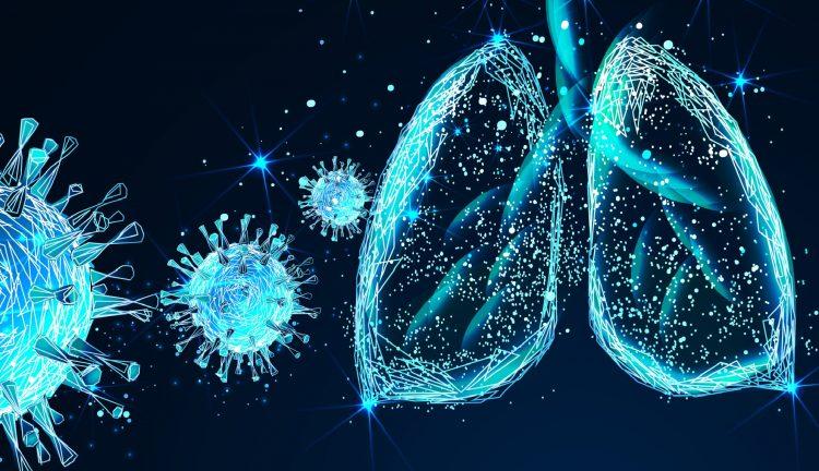 Coronavirus and lungs