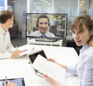 Virtual meeting due to COVID-19