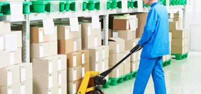 Warehouse working stockpiling medicines