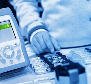 handheld Raman spectroscopy