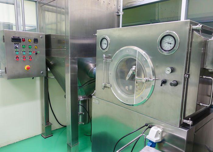 Design, formulation and manufacture of film-coated drug products